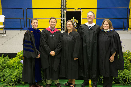Opening Days and the School's 127th Convocation