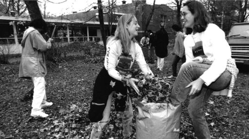 A History of Community Service Day