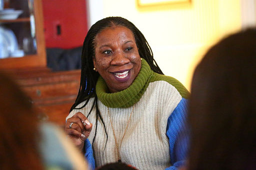 Tarana Burke: Keynote Speaker at Diversity Day