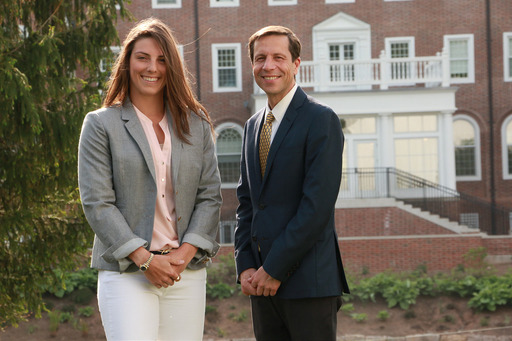 Olympic Gold Medalist Hilary Knight '07 to Deliver Commencement Remarks