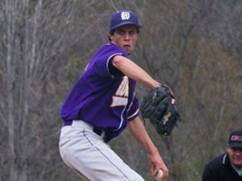 Jack Bohen '15 Named Pitcher of the Week for Williams College