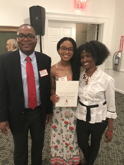 Sixth Former Recognized at 12th Annual Princeton Prize in Race Relations Ceremony