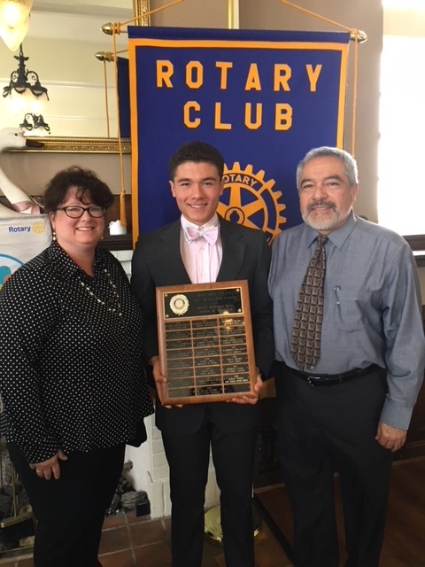 Rotary Club of Wallingford Honors Choate Students