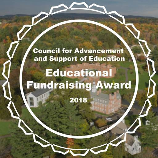 Choate Recognized for Excellence in Educational Fundraising