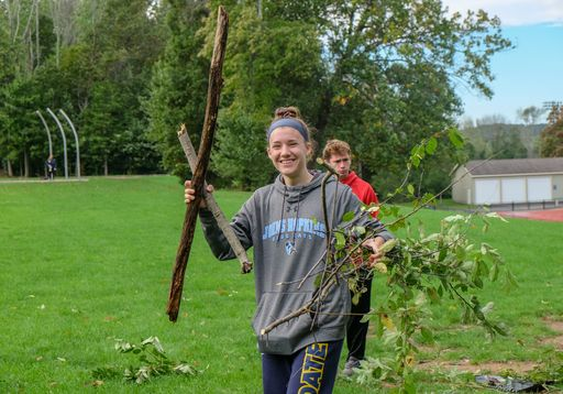 Community Service Day Embraces the Environment