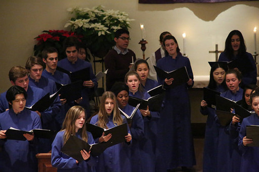 Festival of Lessons & Carols - December 16