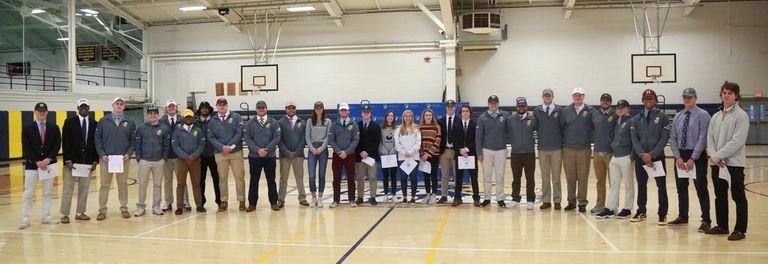 National Signing Day: 33 student-athletes commit